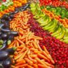 Cómo colocar la fruta para vender más