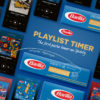 Playlist Timer de Barilla
