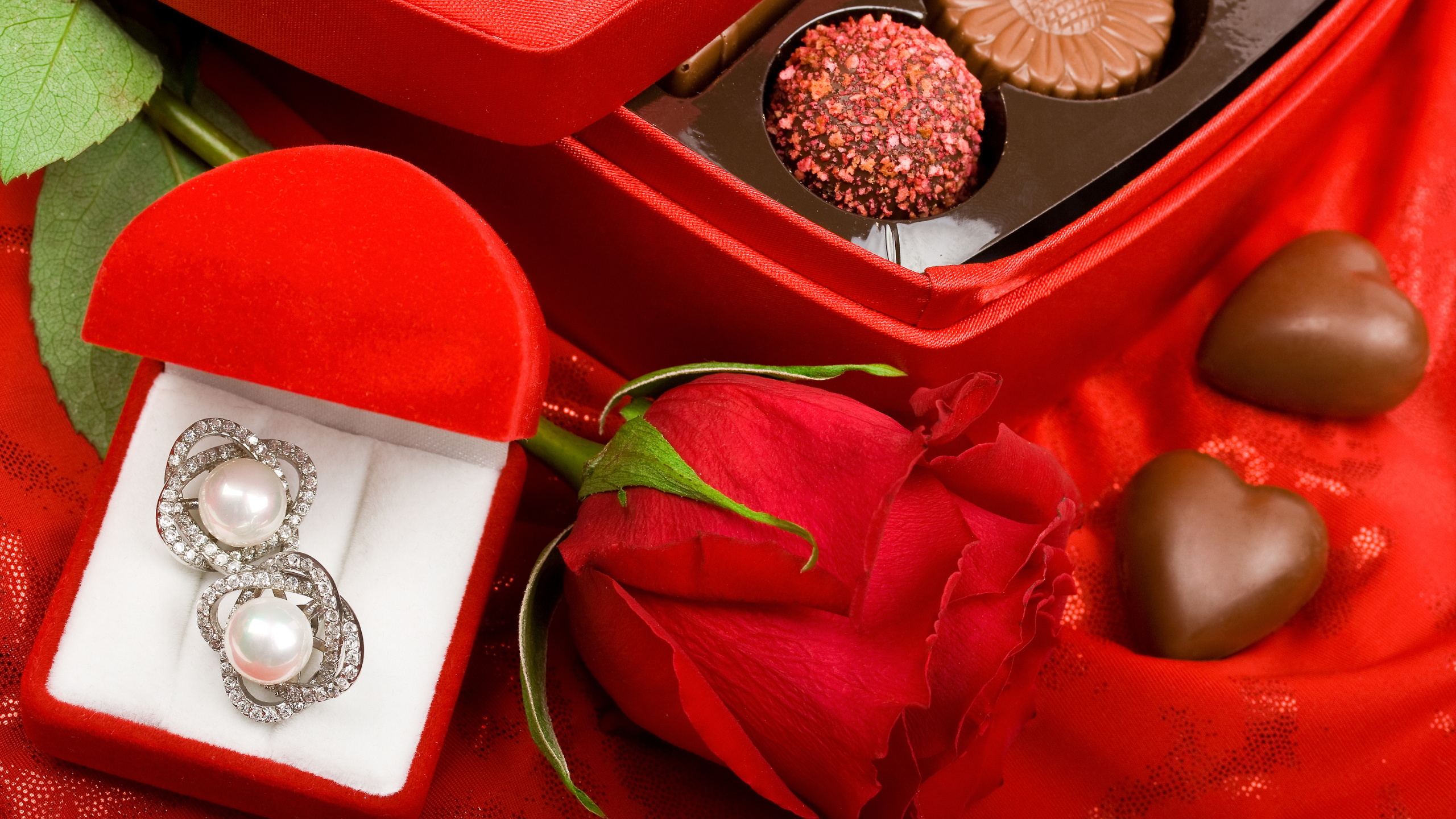 Campaña y estrategias de San Valentín