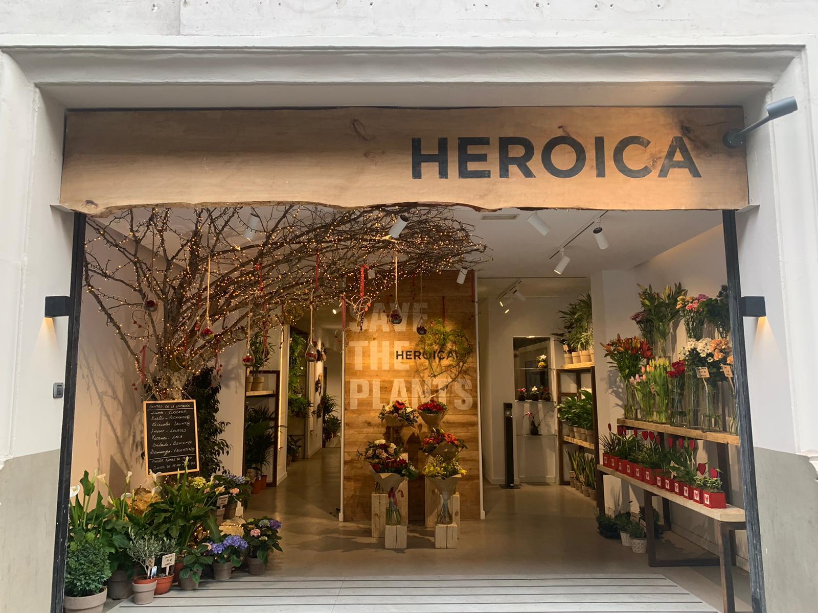 Tienda Heroica