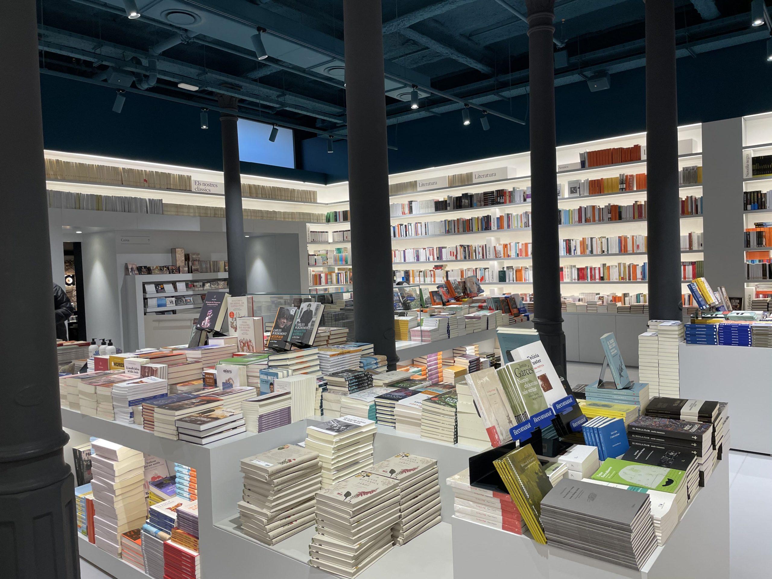 Librería Ona Interior