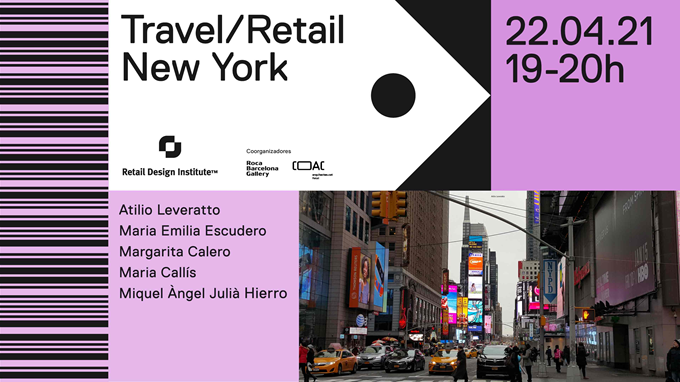 Travel Retail: New York by Roca