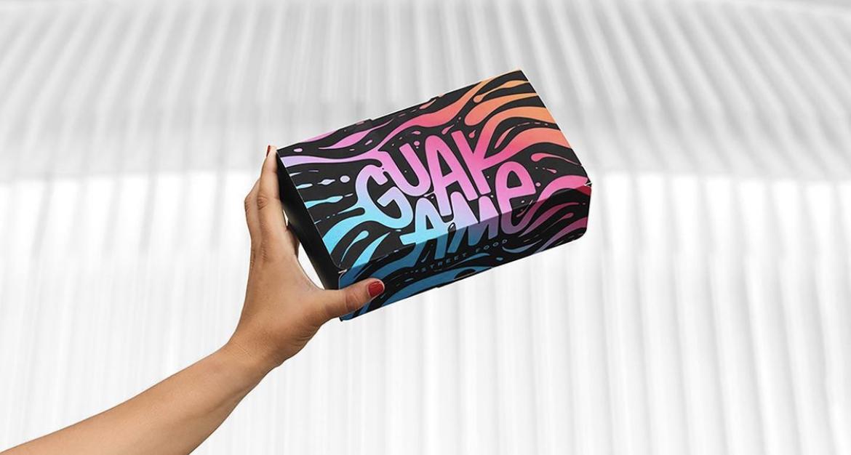 packaging de Guakame