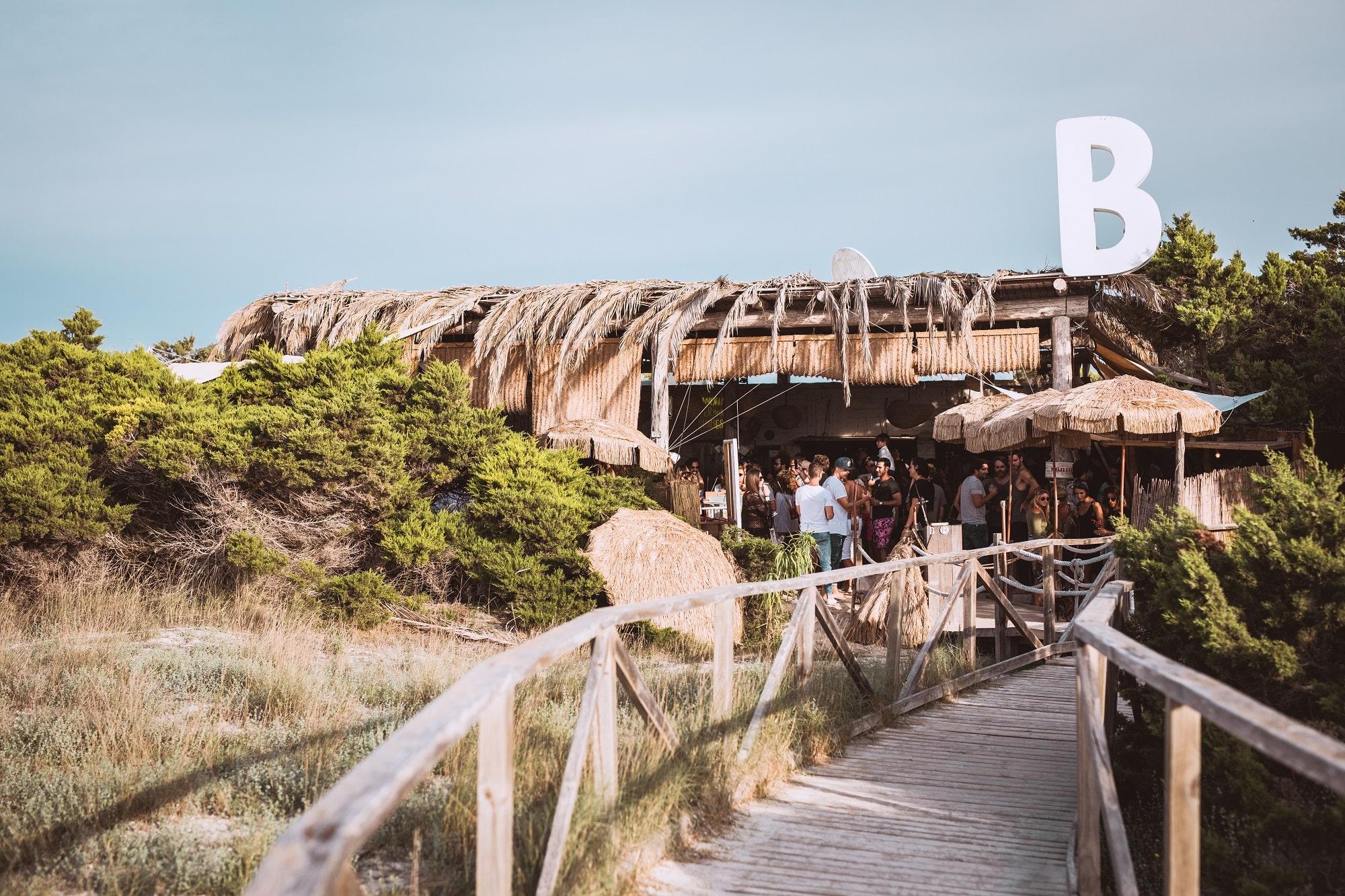 Chiringuito Beso, Formentera